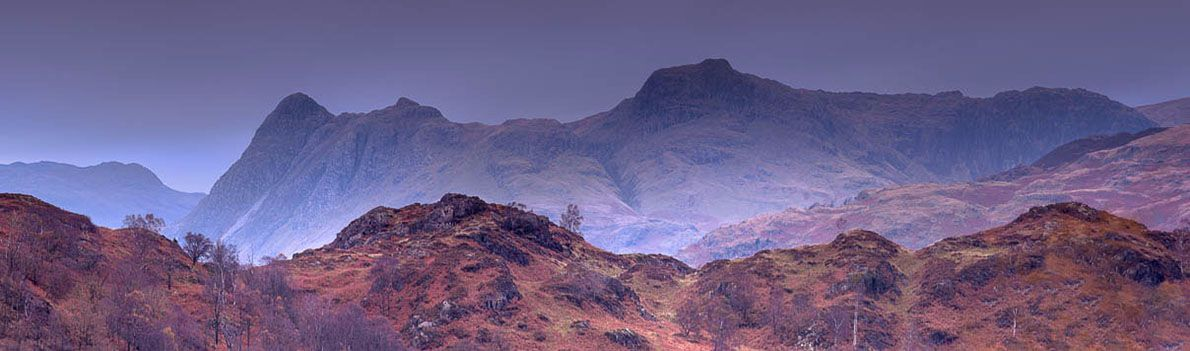 Langdale Pikes from Tarn Hows Ref-PC2311