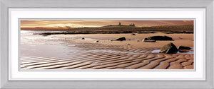 Dunstanburgh Castle sand Ref-PC41