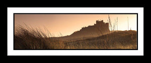 Bamburgh Castle dew Ref-PC504