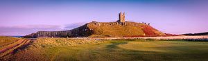 Dunstanburgh Castle Golf Course Ref-PC2413