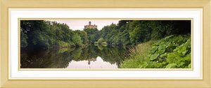 Warkworth Castle river Ref-PC289