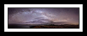 Dunstanburgh Castle Milky Way 2 Ref-PCDCMW2