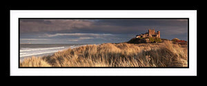 Bamburgh Castle grass Ref-PC352