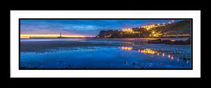 Whitby Beach lights Ref-PC134