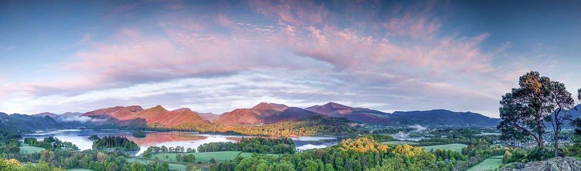 Derwent Water from Castlehead Ref-PC2355