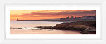 Cullercoats & Tynemouth dawn Ref-PC200