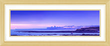 Cullercoats and Tynemouth blue dawn Ref-PCCTBD