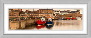 Seahouses Harbour Ref-PC402
