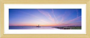Saint Mary's lighthouse dawn 2 Ref-PC2403