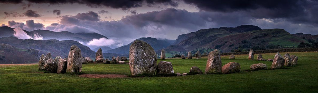 Castlerig Stone Circle light Ref-PC2370