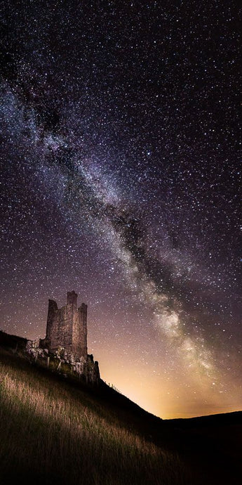 Dunstanburgh Castle Milky Way 3 Ref-SC2368