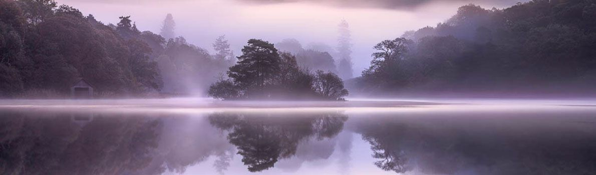 Rydal Water mist Ref-PC484