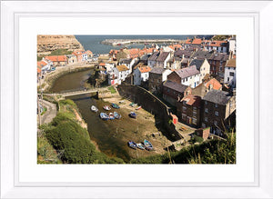Staithes Harbour 1 Ref-SC2091