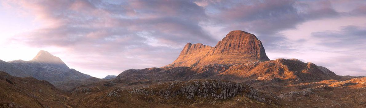 Canisp and Suilven 2 Ref-PC2284