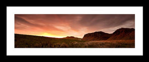 Steel Rigg sunrise 2 Ref-PC409