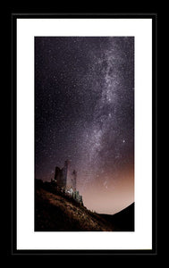 Dunstanburgh Castle Milky Way Ref-SCDCMW