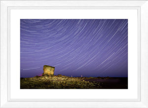 Charlies Garden star trails Ref-SC2417