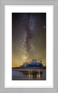 Bamburgh Castle Milky Way Ref-SC2404