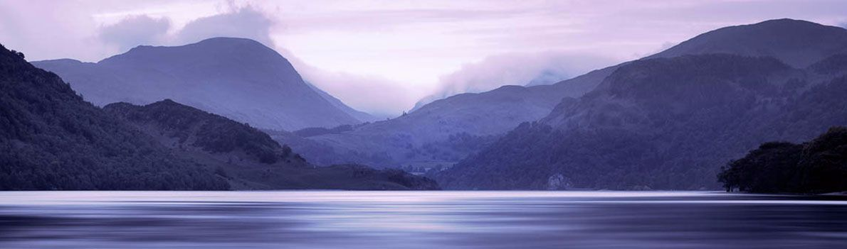 Ullswater at dawn Ref-PC1056