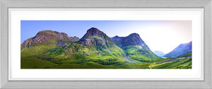 The Three Sisters, Glencoe Ref-PC2358