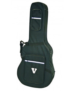 V Case Deluxe Acoustic Guitar Bag