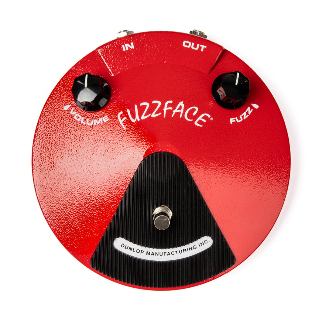 Jim Dunlop Fuzz Face Distortion Pedal