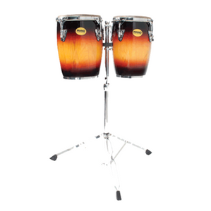 Mano Percussion Mini-Congas (Conguitas) w/Stand