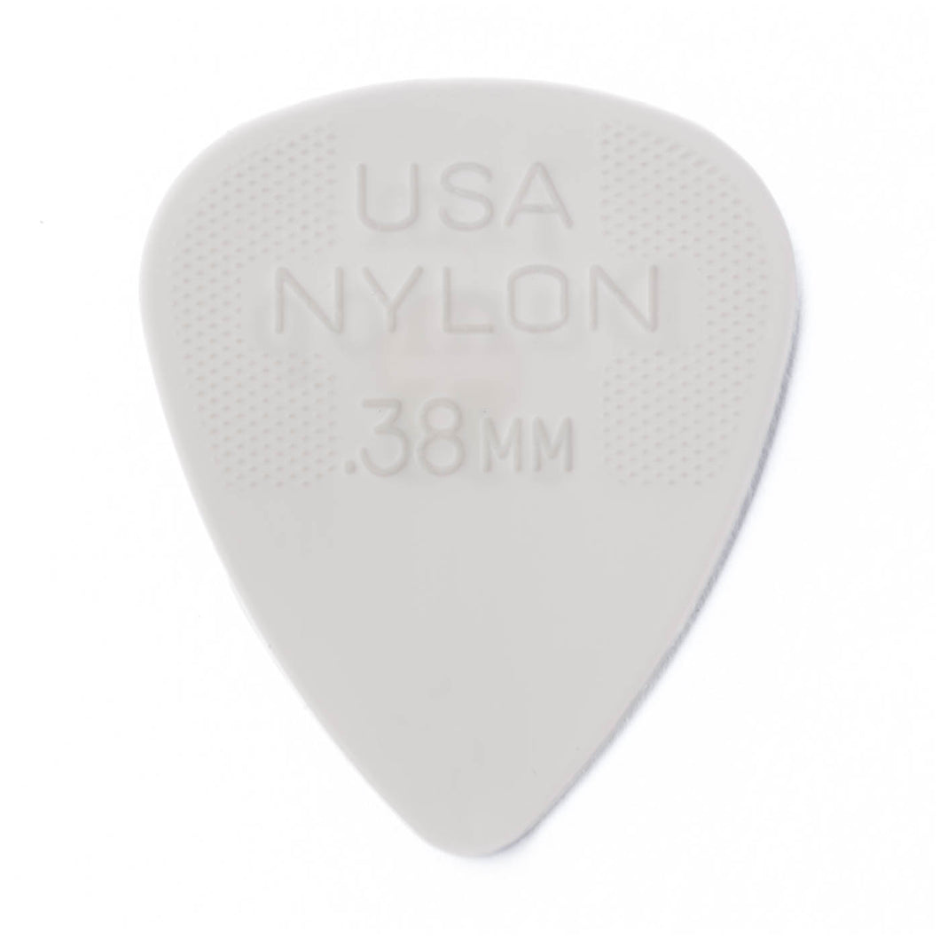 Dunlop Nylon Picks Pack .38mm