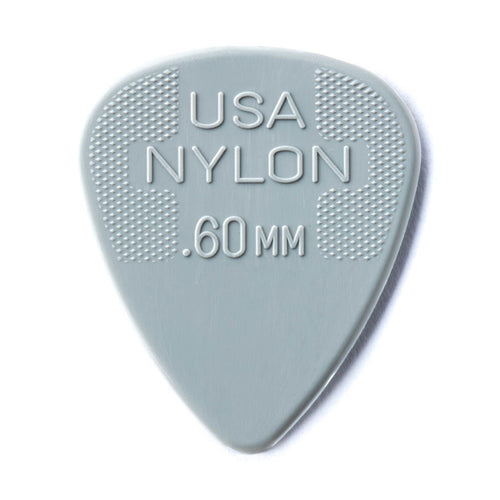Dunlop Nylon Picks Pack .60mm