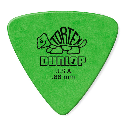 Dunlop Tortex 'Triangles' Picks Pack .88mm