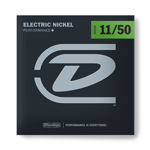 Dunlop 11-50 Three Pack - Electric Guitar Strings