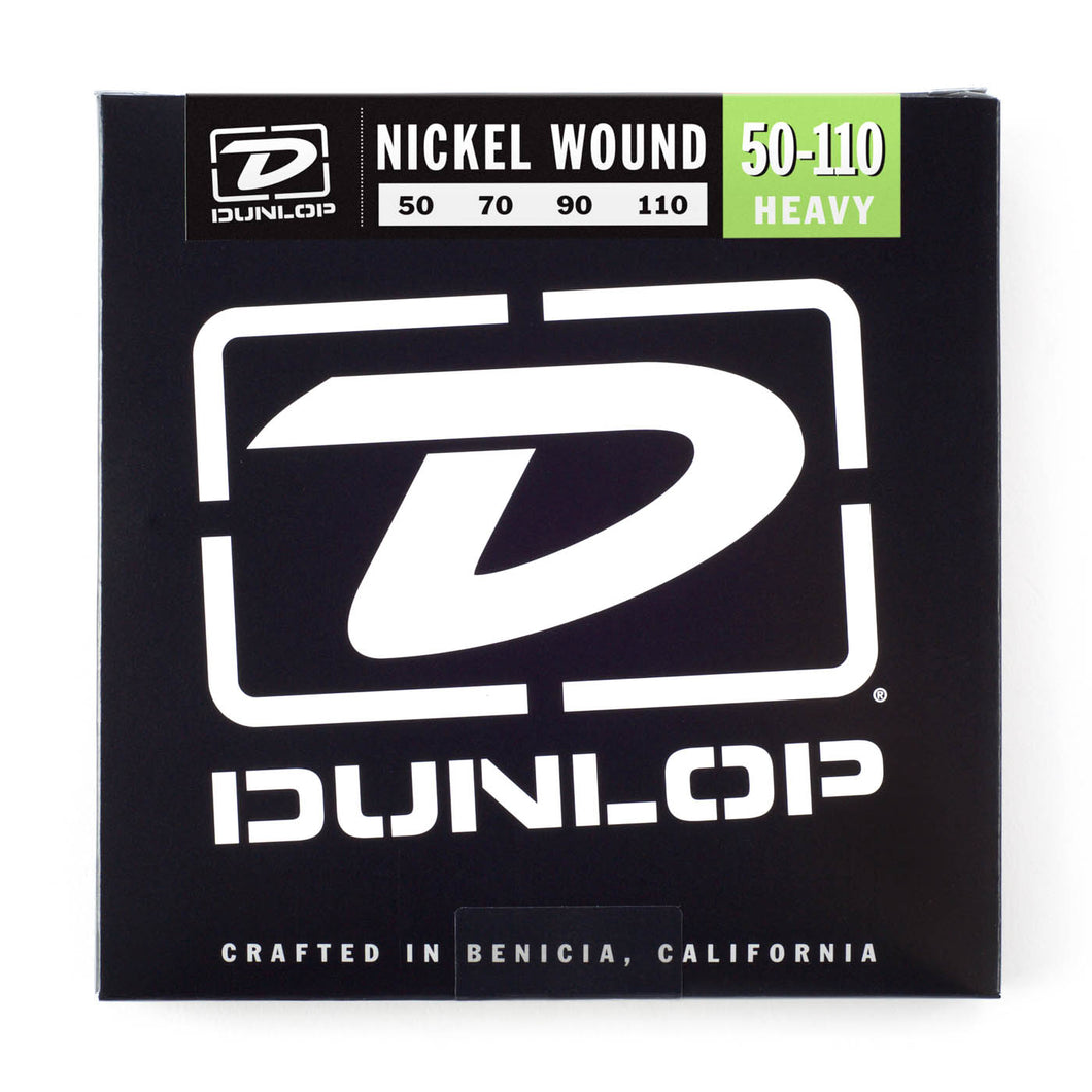 Dunlop 50-110 Bass Guitar Strings (4)