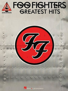 Foo Fighters Greatest Hits Book