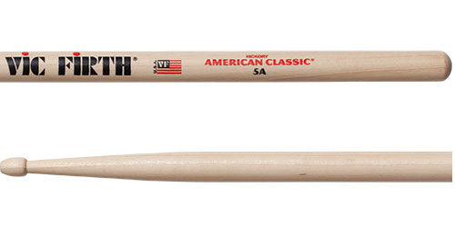 Vic Firth American Classic 5A Drumsticks (pair)