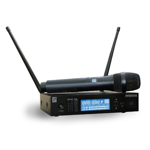 Smart Acoustic Handheld Wireless Microphone System