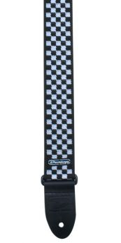 Dunlop Checkered Instrument Strap