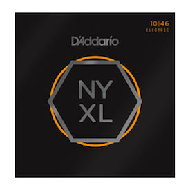 D'Addario NYXL 10-46 Electric Guitar Strings