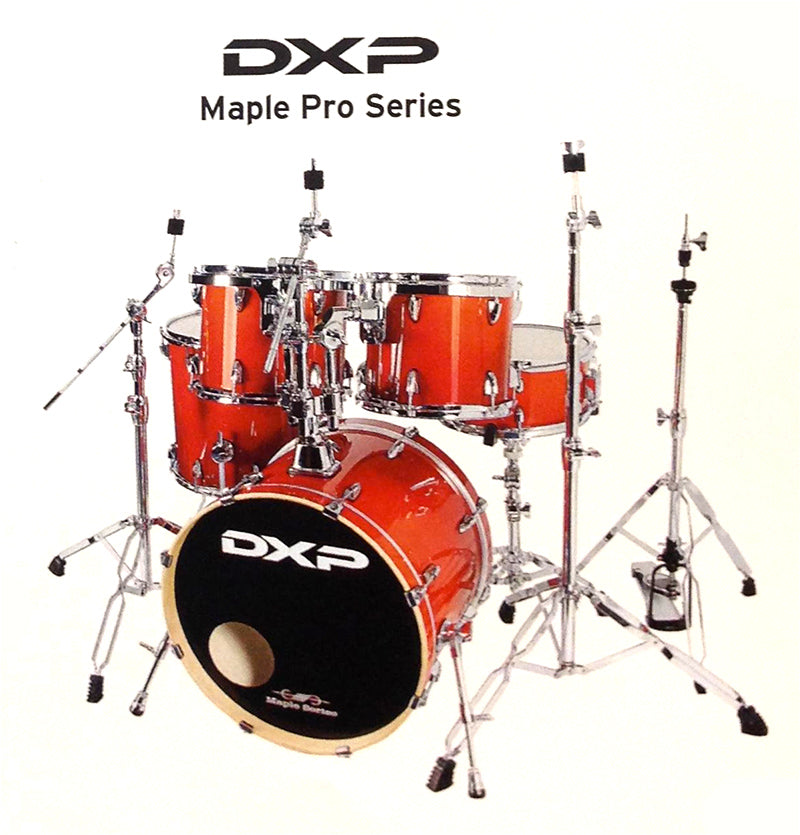 DXP Maple Pro Series Drum Kit
