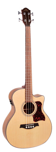 Gilman Grand Auditorium Electric/Acoustic Bass Guitar