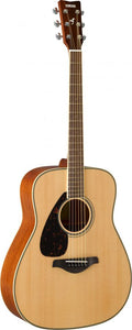 Yamaha Dreadnought Acoustic Guitar - Left Handed