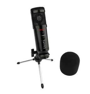 Smart Acoustic USB Condensor Microphone