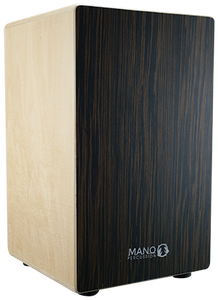Mano Percussion Cajon - Ebony Veneer