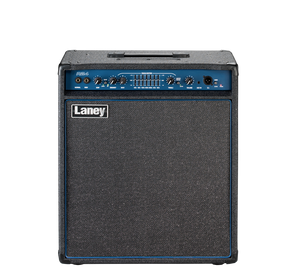 "Laney Richter Bass Guitar Amplifier - 1x15"" 165 watt"