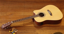 Redding Dreadnought Deluxe Electric/Acoustic Guitar
