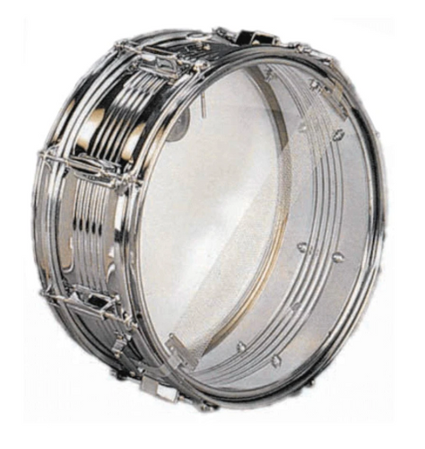 Powerbeat Chrome Snare Drum 14