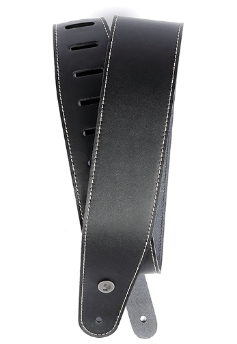 D'Addario Classic Leather Instrument Strap