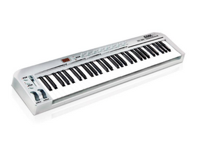 Smart Acoustic 61 Key USB Midi Controller Keyboard