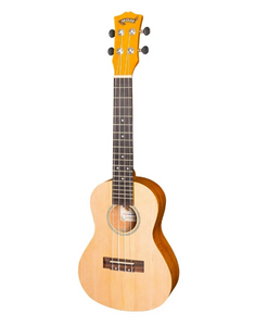Mojo Concert Ukulele - Natural Satin Finish (with Pick-Up)