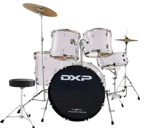 DXP Pioneer Series Drum Kit Package