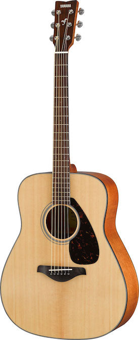 Yamaha Dreadnought Acoustic Guitar